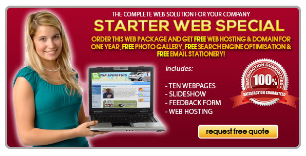 Web Design Package